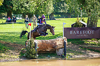 GBR-Tabitha Baker rides Cavalier Gunfire during the Cross Country for the CCI-L 2* Section A. 2021 GBR-Saracen Horse Feeds Houghton International Horse Trials. Hougton Hall. Norfolk. England. Saturday 29 May 2021. Copyright Photo: Libby Law Photography