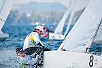 Bow n: 8, Skipper: Torben Grael, Crew: Guilherme De Almeida, Sail n: BRA 8237