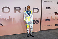 "LOS ANGELES - MAR 5:  Lena Waithe at the ""Westworld"" Season 3 Premiere at the TCL Chinese Theater IMAX on March 5, 2020 in Los Angeles, CA"