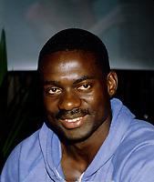 Ben Johnson<br /> circa 1986