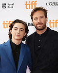 'Call Me By Your Name' Premiere