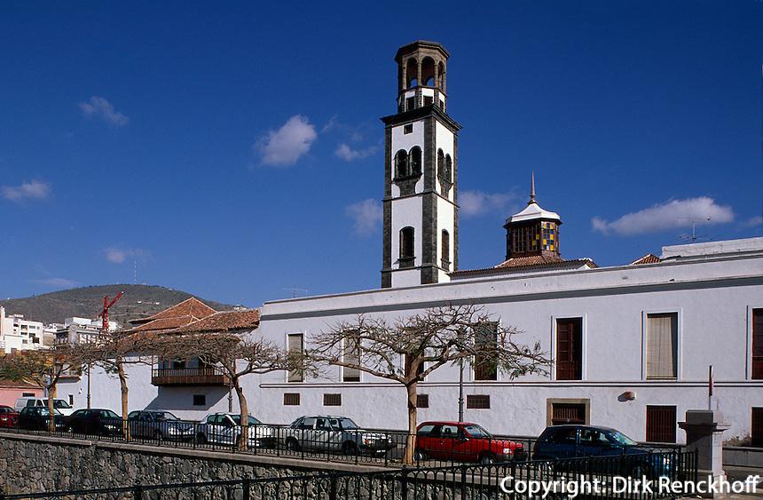 Spanien, Kanarische Inseln, Teneriffa, Iglesia de N.S. de la Concepciion in Santa Cruz