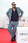 """Spanish director Nacho Vigalondo pose to the media during the presentation of the film """"Colossal"""" at Festival de Cine Fantastico de Sitges in Barcelona. October 08, Spain. 2016. (ALTERPHOTOS/BorjaB.Hojas)"""