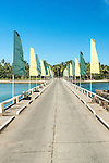 Causeway to Yanuca Island and the Shangri-La's Fijian Resort and Spa on Viti Levu, Fiji