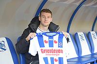VOETBAL: HEERENVEEN: 29-01-2019, SC Heerenveen, nieuwe speler Andreas Skovgaard (DEN), ©foto Martin de Jong
