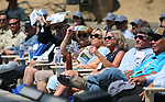 Federal, state and local officials gather for the 22nd annual Lake Tahoe Summit, at Sand Harbor State Park, near Incline Village, Nev., on Tuesday, Aug. 7, 2018. (Cathleen Allison/Las Vegas Review-Journal)