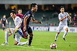 FC Kitchee Midfielder Ka Wai Lam (c) in action during the AFC Champions League 2017 Preliminary Stage match between  Kitchee SC (HKG) vs Hanoi FC (VIE) at the Hong Kong Stadium on 25 January 2017 in Hong Kong, Hong Kong. Photo by Marcio Rodrigo Machado/Power Sport Images
