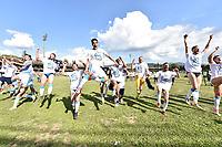 Terni 13-05-2017 Football Calcio Serie B Ternana - Spal foto Antonello Sammarco/Image Sport/Insidefoto<br /> nella foto: esultanza a fine gara Spal Esultanza Promozione Serie A