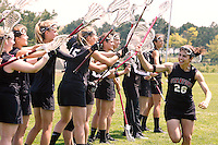 20 June 2006: Elizabeth Piselli during Stanford's 17-9 loss to Northwestern in the first round of the 2006 NCAA Lacrosse Championships in Evanston, IL. Stanford made it to the NCAA's for the first time in school history.