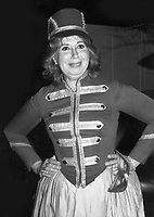 Beverly Sills at Studio 54 1978<br /> Photo by Adam Scull/PHOTOlink