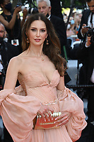 CANNES, FRANCE. July 7, 2021: Frederique Bel at the Everything Went Fine Premiere at the 74th Festival de Cannes.<br /> Picture: Paul Smith / Featureflash