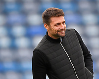 Milton Keynes Dons Manager Russell Martin during Portsmouth vs MK Dons, Sky Bet EFL League 1 Football at Fratton Park on 10th October 2020
