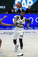 armani - Panatinaikos eurolega basket 2020-2021 - Milano 3 dicembre 2020 - nella foto: bentii
