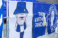 A general shot of banners in the North Stand during Ipswich Town vs Wigan Athletic, Sky Bet EFL League 1 Football at Portman Road on 13th September 2020