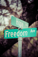 Hope in Freedom