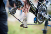 bike cleaning<br /> <br /> Sluitingsprijs Putte-Kapellen 2014