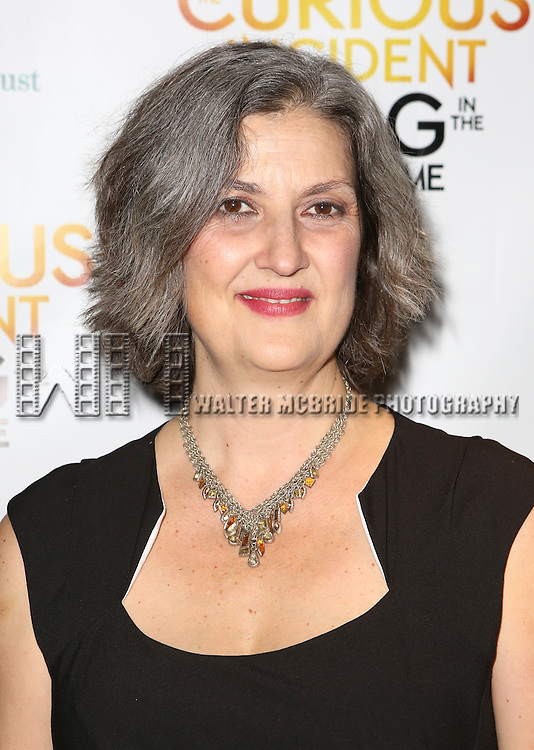 Mercedes Herrero attends the Broadway Opening Night Performance After Party for 'The Curious Incident of the Dog in the Night-Time'  at Urbo on October 5, 2014 in New York City.