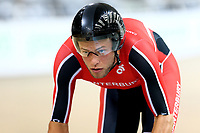 Hugo Jones of Canterbury ME 4000m IP during the 2020 Vantage Elite and U19 Track Cycling National Championships at the Avantidrome in Cambridge, New Zealand on Thursday, 23 January 2020. ( Mandatory Photo Credit: Dianne Manson )