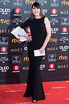 Mabel Lozano attends red carpet of Goya Cinema Awards 2018 at Madrid Marriott Auditorium in Madrid , Spain. February 03, 2018. (ALTERPHOTOS/Borja B.Hojas)
