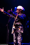 "Nile Gregory Rodgers Jr. is an American record producer, songwriter, musician, composer, arranger and guitarist. The co-founder of Chic, he has written, produced, and performed on records that have cumulatively sold more than 500 million albums and 75 million singles worldwide. He is a Rock and Roll Hall of Fame inductee, a three-time Grammy Award-winner, and the chairman of the Songwriters Hall of Fame. Known for his ""chucking"" guitar style, Rolling Stone wrote in 2014 that ""the full scope of Nile Rodgers' career is still hard to fathom."""