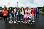 Karen, Kate, Rose and Thomas O'Flaherty attending the Ballymac Vintage rally fundraiser Help Rosie Bloom on Sunday,
