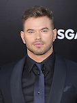 Kellan Lutz attends The Lionsgate L.A. Premiere of The Expendables 3 held at The TCL Chinese Theatre in Hollywood, California on August 11,2014                                                                               © 2014 Hollywood Press Agency