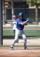 Hunter Feduccia - Los Angeles Dodgers 2019 spring training (Bill Mitchell)