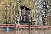 06.02.2021: Hochwasser im Ried