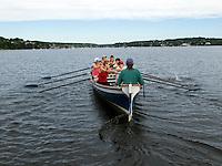 Recreational boat club in Belfast, Maine