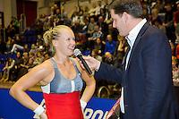15-12-12, Rotterdam, Tennis Masters 2012, Kiki Bertens interview