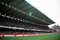 General view of Cardiff Arms Park, National Stadium, Cardiff (later known as Millenium / Principality Stadium)