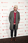 Spanish actor Ruben Ochandiano attends the Russian Red concert at La Riviera Club on March 3, 2014 in Madrid, Spain. (ALTERPHOTOS/Victor Blanco)