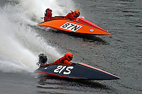 21-S and 87-N  (Outboard Runabout)