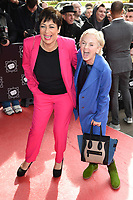 Denice Welch and Lisa Maxwell<br /> arrives for the T.R.I.C. Awards 2017 at the Grosvenor House Hotel, Mayfair, London.<br /> <br /> <br /> ©Ash Knotek  D3240  14/03/2017