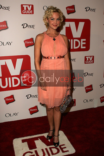 Arielle Kebbel<br />at the TV Guide Emmy After Party. Social, Hollywood, CA. 08-27-06<br />Dave Edwards/DailyCeleb.com 818-249-4998