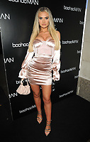 Amelia Bell at the boohooMan Love Island Party, boohoo, Great Portland Street, on Thursday 07th October 2021, in London, England, UK. <br /> CAP/CAN<br /> ©CAN/Capital Pictures