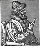 Vasili III of Russia, Vasili III Ivanovich (1479-1533). 1800.