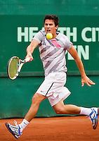 10-07-12, Netherlands, Den Haag, Tennis, ITS, HealthCity Open,     Attila Belazs