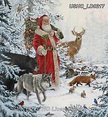 Liz,CHRISTMAS SANTA, SNOWMAN, WEIHNACHTSMÄNNER, SCHNEEMÄNNER, PAPÁ NOEL, MUÑECOS DE NIEVE, paintings+++++,USHCLD0217,#x#
