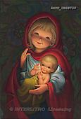 Vicki, HOLY FAMILIES, paintings, BRTOCH08739,#XR# Weihnachten, Navidad, illustrations, pinturas