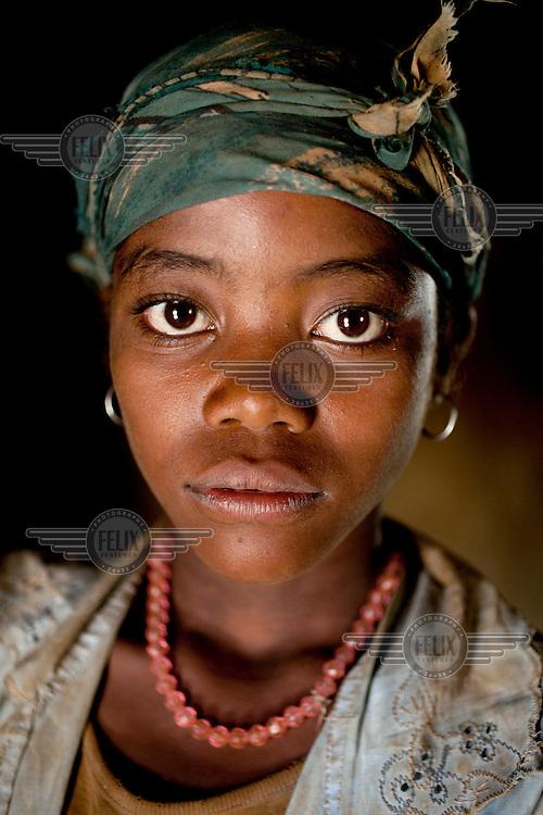 13 year old Soloniaina Havatiana Rasoambola (aka Solo).