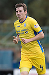 Inverness Caley Thistle v St Johnstone…27.08.16..  Tulloch Stadium  SPFL<br />Blair Alston<br />Picture by Graeme Hart.<br />Copyright Perthshire Picture Agency<br />Tel: 01738 623350  Mobile: 07990 594431