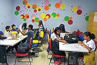 Recreaçao no Centro das Crianças e Adolescentes da Prefeitura de Sao Paulo. Sao Paulo. 2015. Foto de Marcia Minillo.