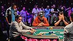 Damian Andres Salas & Fabian Ortiz in the biggest pot of the tournament
