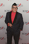 """Actress Lea DeLaria attends The Breast Cancer Research Foundation """"Super Nova"""" Hot Pink Party on May 12, 2017 at the Park Avenue Armory in New York City."""