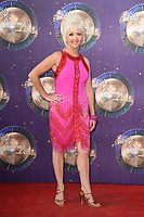 "Debbie McGee<br /> at the launch of the new series of ""Strictly Come Dancing, New Broadcasting House, London. <br /> <br /> <br /> ©Ash Knotek  D3298  28/08/2017"