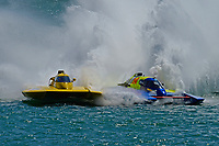 """Frame 26: Andrew Tate, H-300 """"Pennzoil"""", Donny Allen, H-14 """"Legacy 1""""       (H350 Hydro)"""