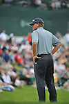 Feb 22, 2009: Steve Stricker almost came from behind finishing second at the final round of the Northern Trust Open 2009 in the Pacific Palisades, California.