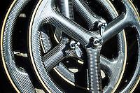 carbon TT-wheels<br /> <br /> restday 2 in Burgos<br /> 2015 Vuelta à Espagna