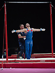 European Championships Glasgow 9th August 2018.  Mens Qualifications .CUNNINGHAM Dominick GBR
